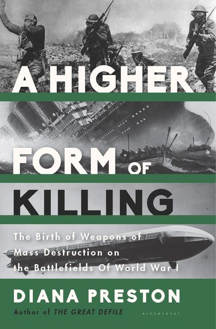 A Higher Form of Killing, Diana Preston