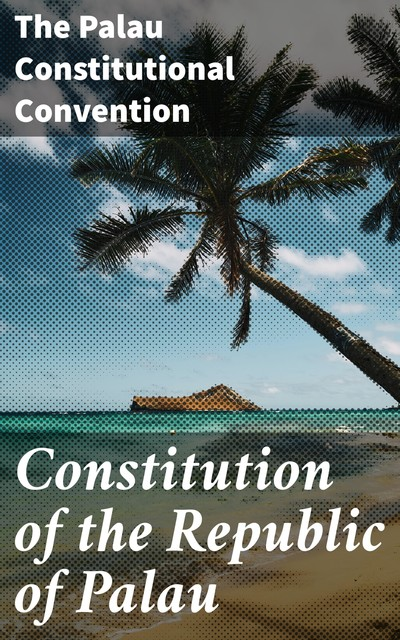 Constitution of the Republic of Palau, The Palau Constitutional Convention