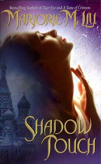 Shadow Touch, Marjorie Liu