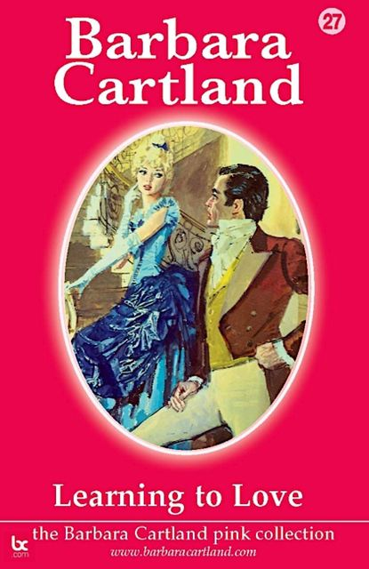 Learning to Love, Barbara Cartland