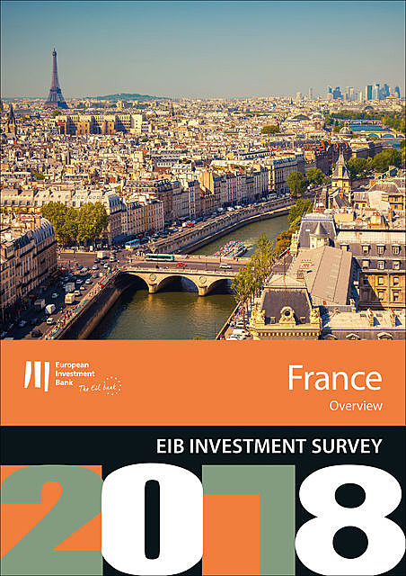 EIB Investment Survey 2018 – France overview, European Investment Bank