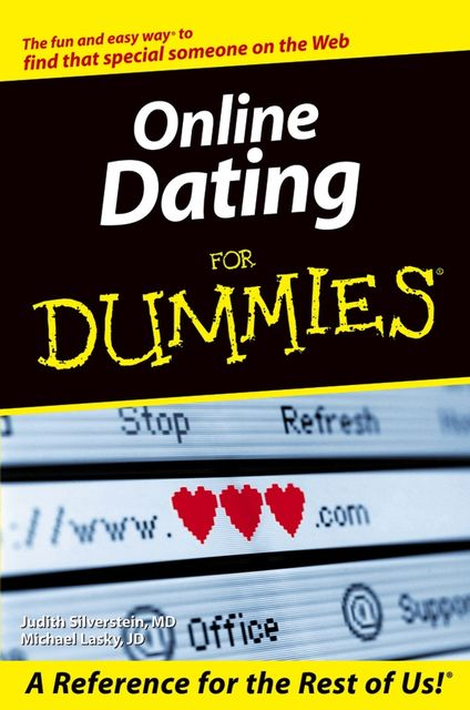 Online Dating For Dummies, Judith Silverstein, Michael Lasky