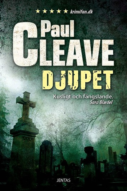 Djupet, Paul Cleave