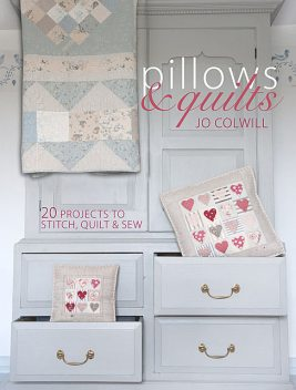 Cushions & Quilts, Jo Colwill