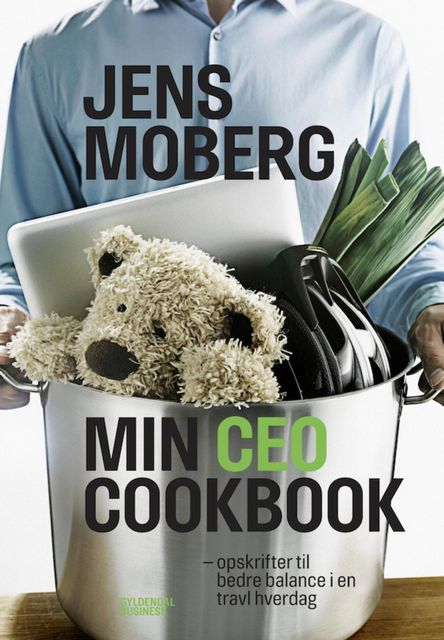 Min CEO Cookbook, Jens Moberg