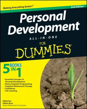 Personal Development All-in-One, Kate Burton, Rhena Branch, Rob Willson, Romilla Ready, Jeni Mumford, Brinley Platts