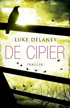 De cipier, Luke Delaney