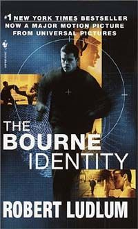 Bourne Trilogy 1: The Bourne Identity, Robert Ludlum