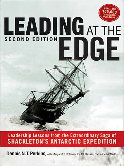Leading at the Edge, Dennis N.T.Perkins