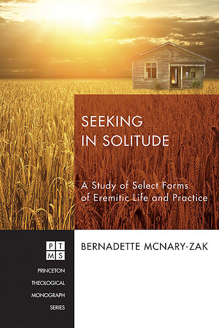 Seeking in Solitude, Bernadette McNary-Zak