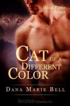 Cat of a Different Color, Dana Marie Bell