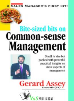 Bite-sized bits on Common Sense Management, Gerard Assey