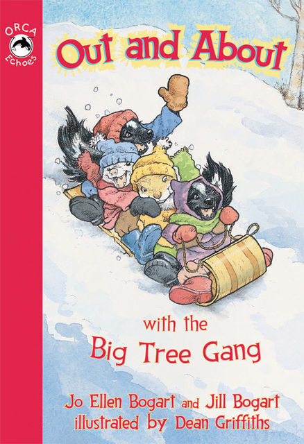 Out and About with the Big Tree Gang, Jo Bogart