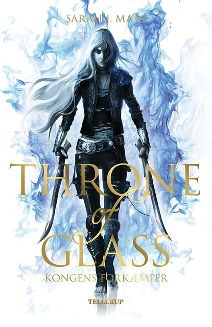 Throne of Glass #1: Kongens forkæmper, Sarah J. Maas