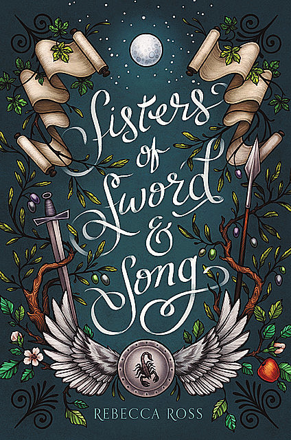 Sisters of Sword and Song, Rebecca Ross