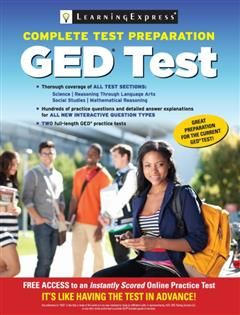 GED Test, LearningExpress