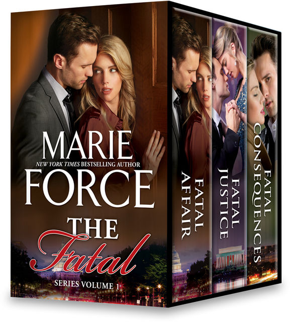 Marie Force The Fatal Series Volume 1, Marie Force