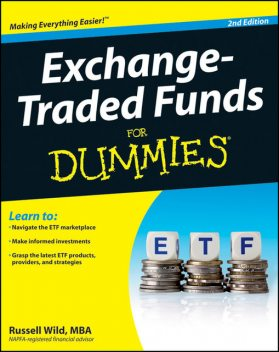 Exchange-Traded Funds For Dummies, Russell Wild