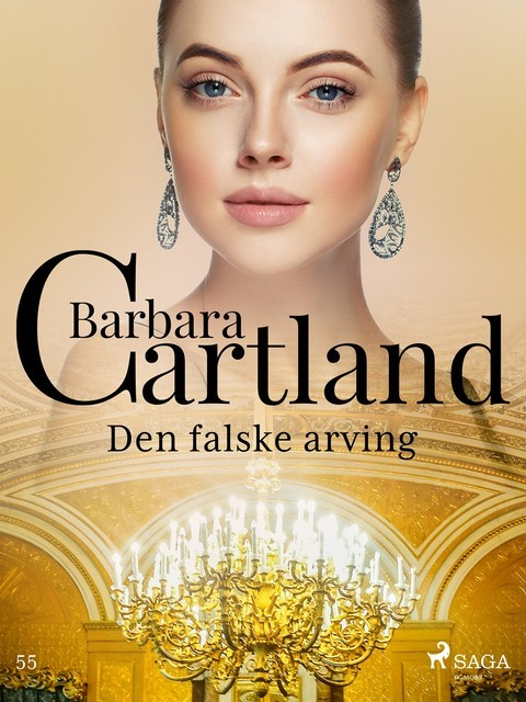 Den falske arving, Barbara Cartland