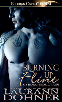Burning Up Flint, Laurann Dohner