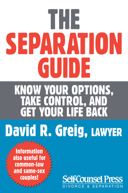 The Separation Guide, David Greig