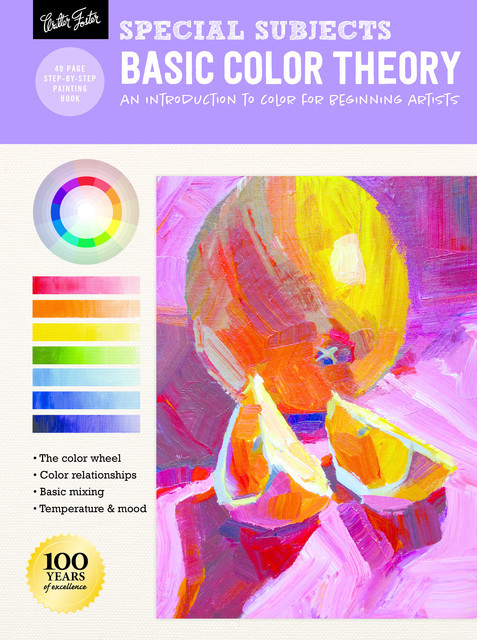 Special Subjects: Basic Color Theory, Patti Mollica