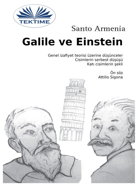 Galile Ve Einstein, Santo Armenia