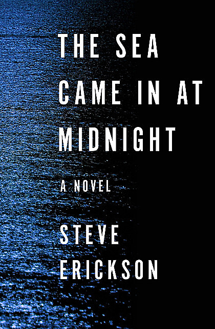 The Sea Came in at Midnight, Steve Erickson