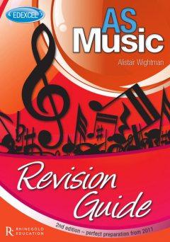 Edexcel As Music Revision Guide, Alistair Wightman