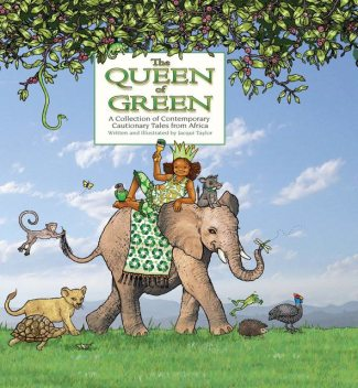 The Queen of Green, Jacqui Taylor