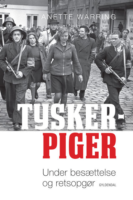 Tyskerpiger, Anette Warring