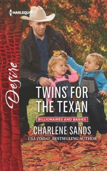 Twins for the Texan, Charlene Sands