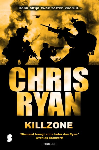 Killzone, Chris Ryan