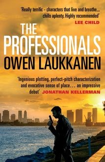 The Professionals, Owen Laukkanen