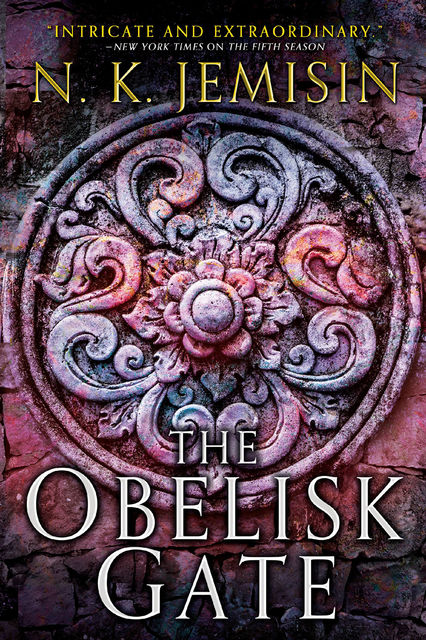 The Obelisk Gate, N.K.Jemisin