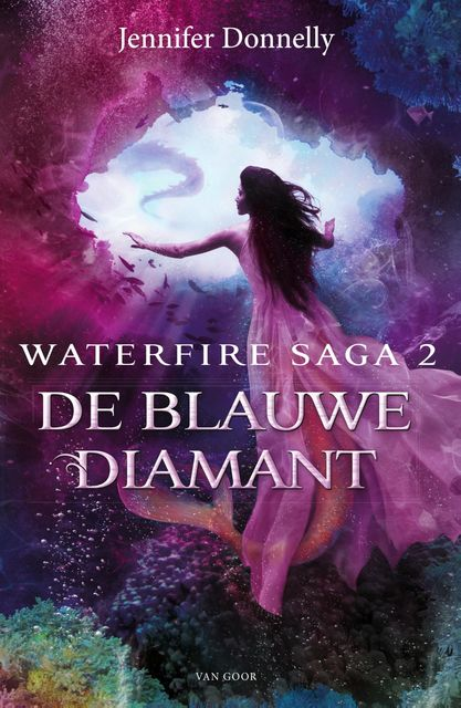 De blauwe diamant, Jennifer Donnelly