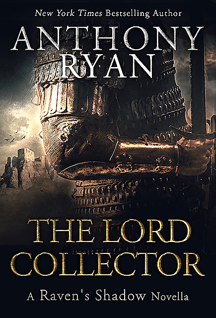 The Lord Collector, Ryan Anthony