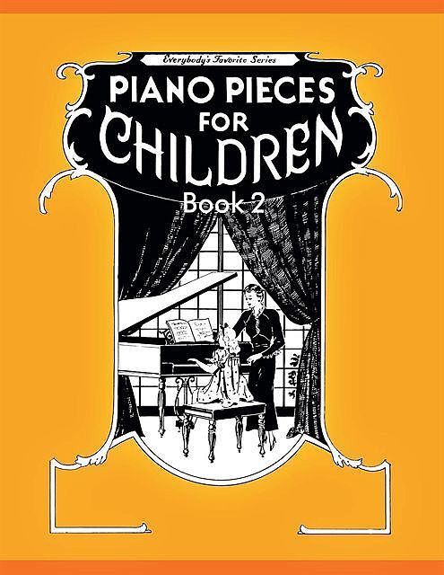 Piano Pieces for Children 2 (EFS No. 250), Amy Appleby