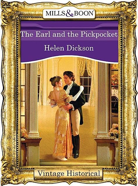 The Earl and the Pickpocket, Helen Dickson