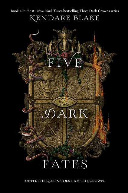 Five Dark Fates, Kendare Blake