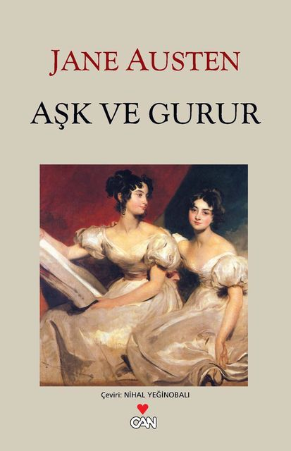 Aşk ve Gurur(Can), Jane Austen