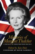 Memories of Margaret Thatcher, Iain Dale