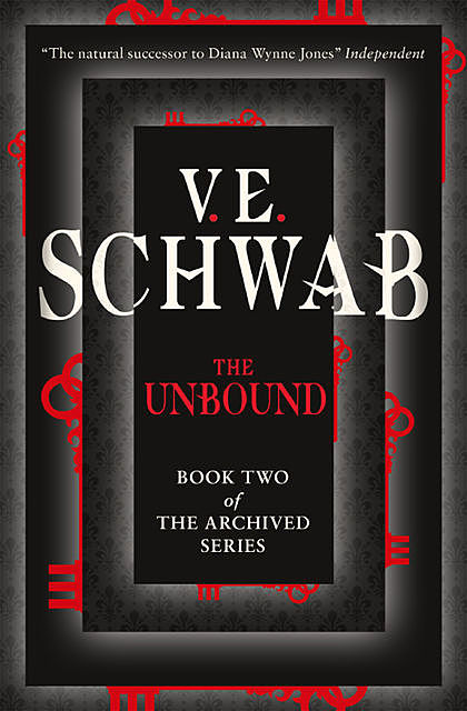 The Unbound, Victoria Schwab