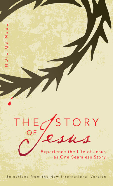 The Story of Jesus: Teen Edition, Zondervan