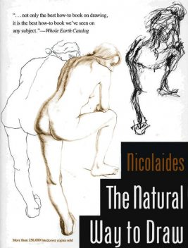 The Natural Way to Draw, Kimon Nicolaides