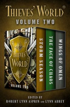Thieves' World® Collection Volume Two, Robert Asprin, Lynn Abbey