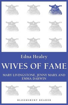Wives of Fame, Edna Healey