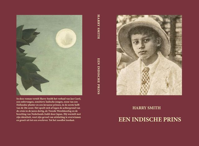 Een Indische Prins, Harry Smith
