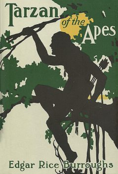 Tarzan of the Apes, Edgar Rice Burroughs