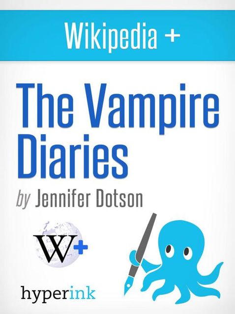 The Vampire Diaries: Behind The Series, Jennifer Dotson